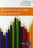 Portada de ESTADISTICA PARA EDUCACION