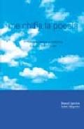 Portada de ME CHIFLA LA POESIA: ANTOLOGIA POETICA Y DIDACTICA E.S.O-BACHILLERATO
