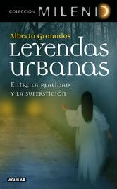 Portada de LEYENDAS URBANAS