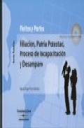 Portada de FILIACION PATRIA POTESTAD PROCESO DE INCAPACITACION