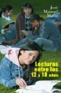 Portada de LECTURAS ENTRE LOS 12 Y 18 AÑOS
