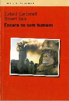 Portada de ENCARA NO SOM HUMANS. (EBOOK)