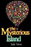 Portada de THE MYSTERIOUS ISLAND