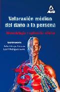Portada de VALORACION MEDICA DEL DAÑO A LA PERSONA. METODOLOGIA Y APLICACIONCLINICA