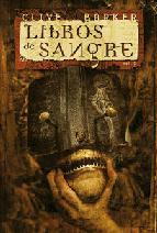 Portada de LIBROS DE SANGRE, VOL. 1    (EBOOK)