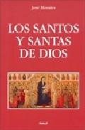 Portada de LOS SANTOS Y SANTAS DE DIOS