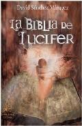 Portada de LA BIBLIA DE LUCIFER