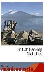 Portada de BRITISH BANKING STATISTICS