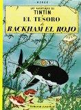Portada de EL TESORO DE RACKHAM EL ROJO
