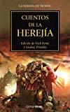 Portada de CUENTOS DE LA HEREJIA DE HORUS