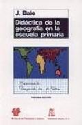 Portada de DIDACTICA DE LA GEOGRAFIA EN LA ESCUELA PRIMARIA