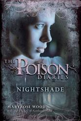 Portada de THE POISON DIARIES: NIGHTSHADE