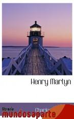 Portada de HENRY MARTYN