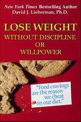 Portada de LOSE WEIGHT WITHOUT DISCIPLINE OR WILLPOWER