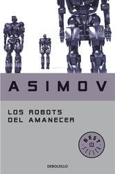 Portada de ROBOTS DEL AMANECER