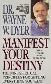 Portada de MANIFEST YOUR DESTINY