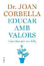 Portada de EDUCAR AMB VALORS (EBOOK)