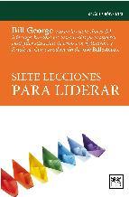 Portada de SIETE LECCIONES PARA LIDERAR (EBOOK)