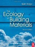 Portada de ECOLOGY OF BUILDING MATERIALS