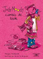Portada de JUDY MOODY CAMBIA DE LOOK (EBOOK)