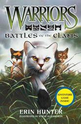 Portada de WARRIORS: BATTLES OF THE CLANS