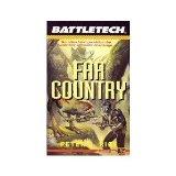 Portada de FAR COUNTRY (BATTLETECH)