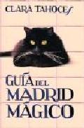 Portada de GUIA DEL MADRID MAGICO