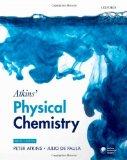Portada de ATKINS' PHYSICAL CHEMISTRY