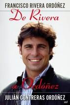 Portada de DE RIVERA A ORDÓÑEZ