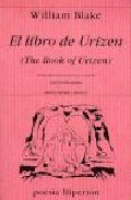 EL LIBRO DE URIZEN = THE BOOK OF URIZEN