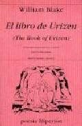 Portada de EL LIBRO DE URIZEN = THE BOOK OF URIZEN