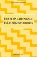 Portada de EDUCACION Y APRENDIZAJE EN LAS PERSONAS MAYORES
