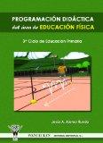Portada de PROGRAMACION DIDACTICA DEL AREA DE EDUCACION FISICA. TERCER CICLODE EDUCACION PRIMARIA