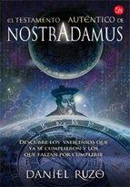 Portada de TESTAMENTO AUTÉNTICO DE NOSTRADAMUS (EBOOK)