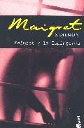 Portada de MAIGRET Y LA ESPINGARDA
