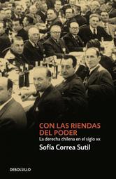 Portada de CON LAS RIENDAS DEL PODER - EBOOK