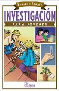Portada de INVESTIGACION PARA NIÑOS Y JOVENES
