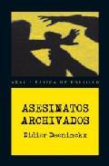 Portada de ASESINATOS ARCHIVADOS