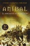 Portada de ANIBAL: EL ORGULLO DE CARTAGO