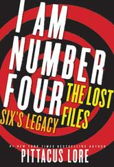 Portada de I AM NUMBER FOUR: THE LOST FILES: SIX'S LEGACY