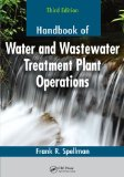 Portada de HANDBOOK OF WATER AND WASTEWATER TREATMENT PLANT OPERATIONS,