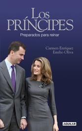 Portada de LOS PRÍNCIPES (EBOOK)