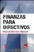 Portada de FINANZAS PARA DIRECTIVOS