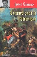 Portada de CONJURO PARA LA ETERNIDAD