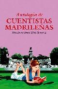 Portada de ANTOLOGIA DE CUENTISTAS MADRILEÑAS