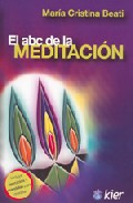 Portada de ABC DE LA MEDITACION: INCLUYE EJERCICIOS Y MANDALAS PARA MEDITAR