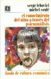 Portada de EL CONOCIMIENTO DEL NIÑO A TRAVES DEL PSICOANALISIS