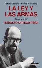Portada de LA LEY Y LAS ARMAS (EBOOK)