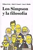 Portada de LOS SIMPSON Y LA FILOSOFIA