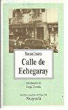 Portada de CALLE DE ECHEGARAY